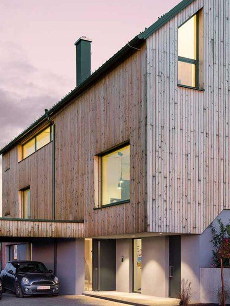 Buchner Holzhaus Garage