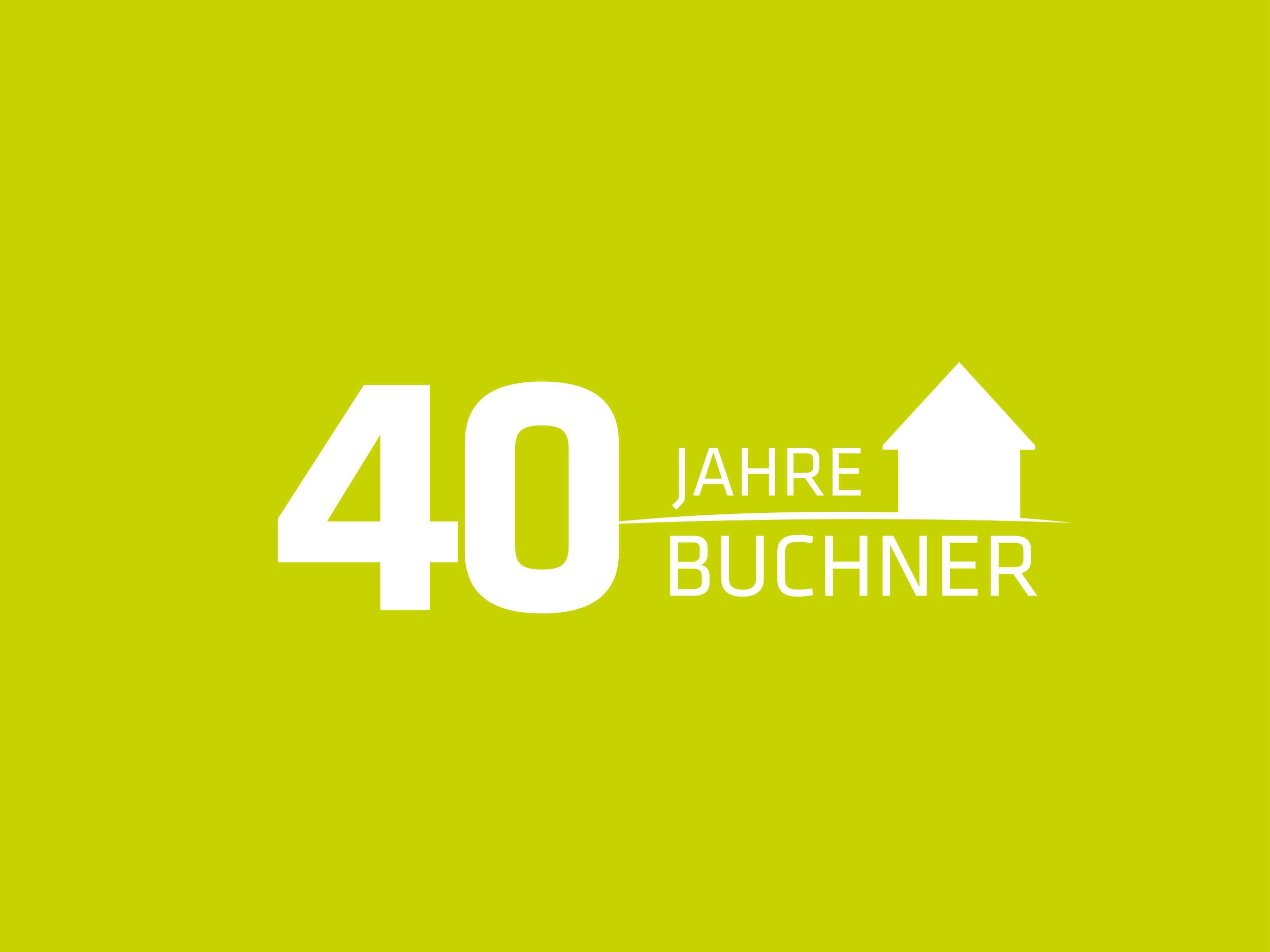 40 Jahre Buchner Haus