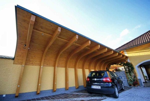 Carport Fischill Katsdorf 2006