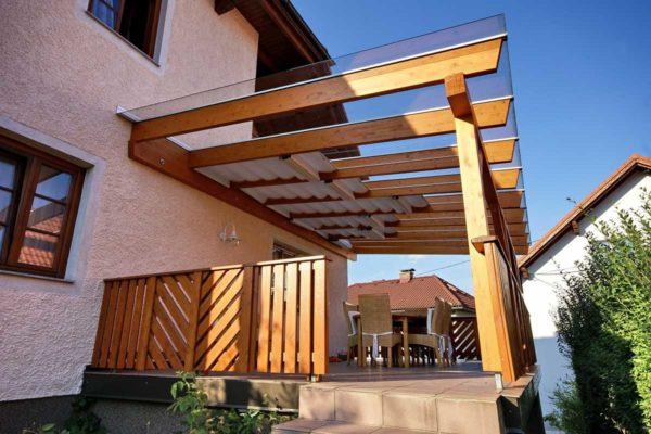 Vordach Sonnleitner Katsdorf 2006