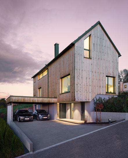Architektur & Holzbau
