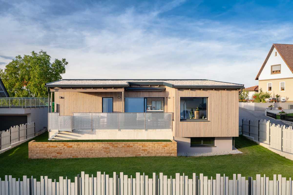 Haus Hammer Pichler Pregarten 2017