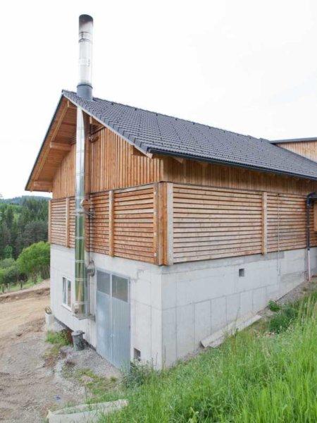 Halle Nahwärme Weitersfelden 2007