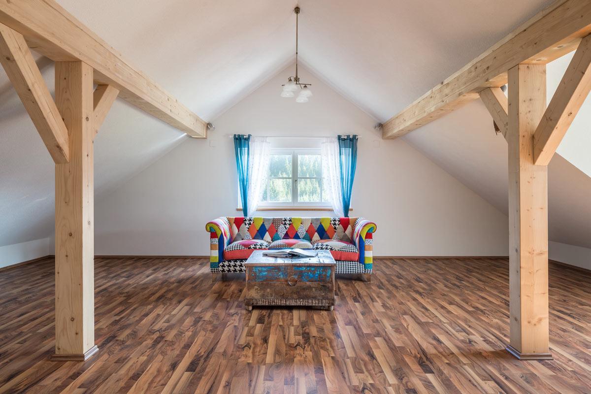 Buchner Dachbodenausbau Österreich