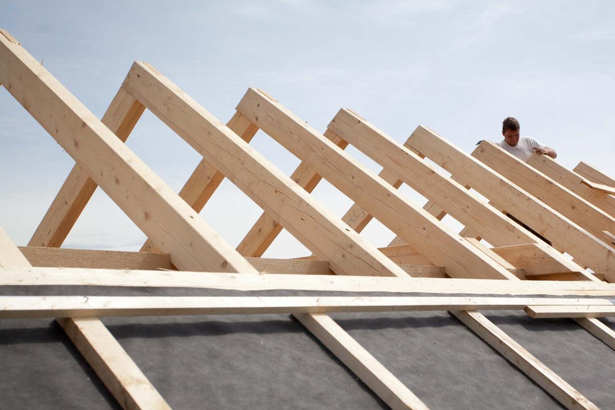 Buchner Dach Dachstuhl