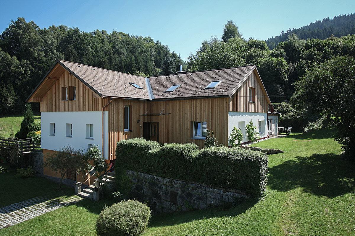 Haussanierung Oberösterreich (OÖ) - Buchner