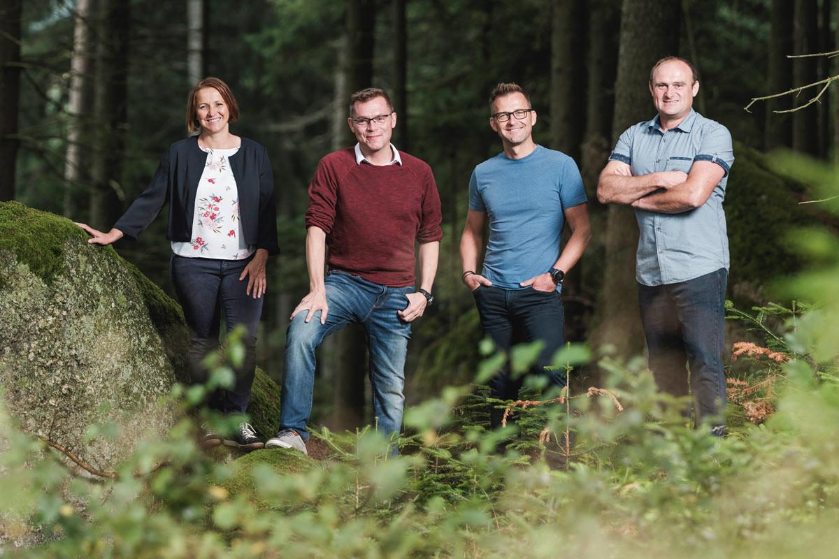 Buchner Vorstand Wald