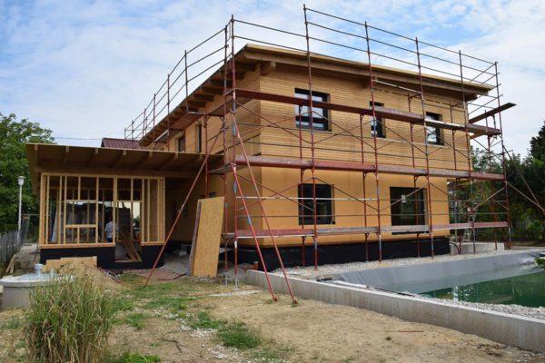 Buchner Baustellenrundgang